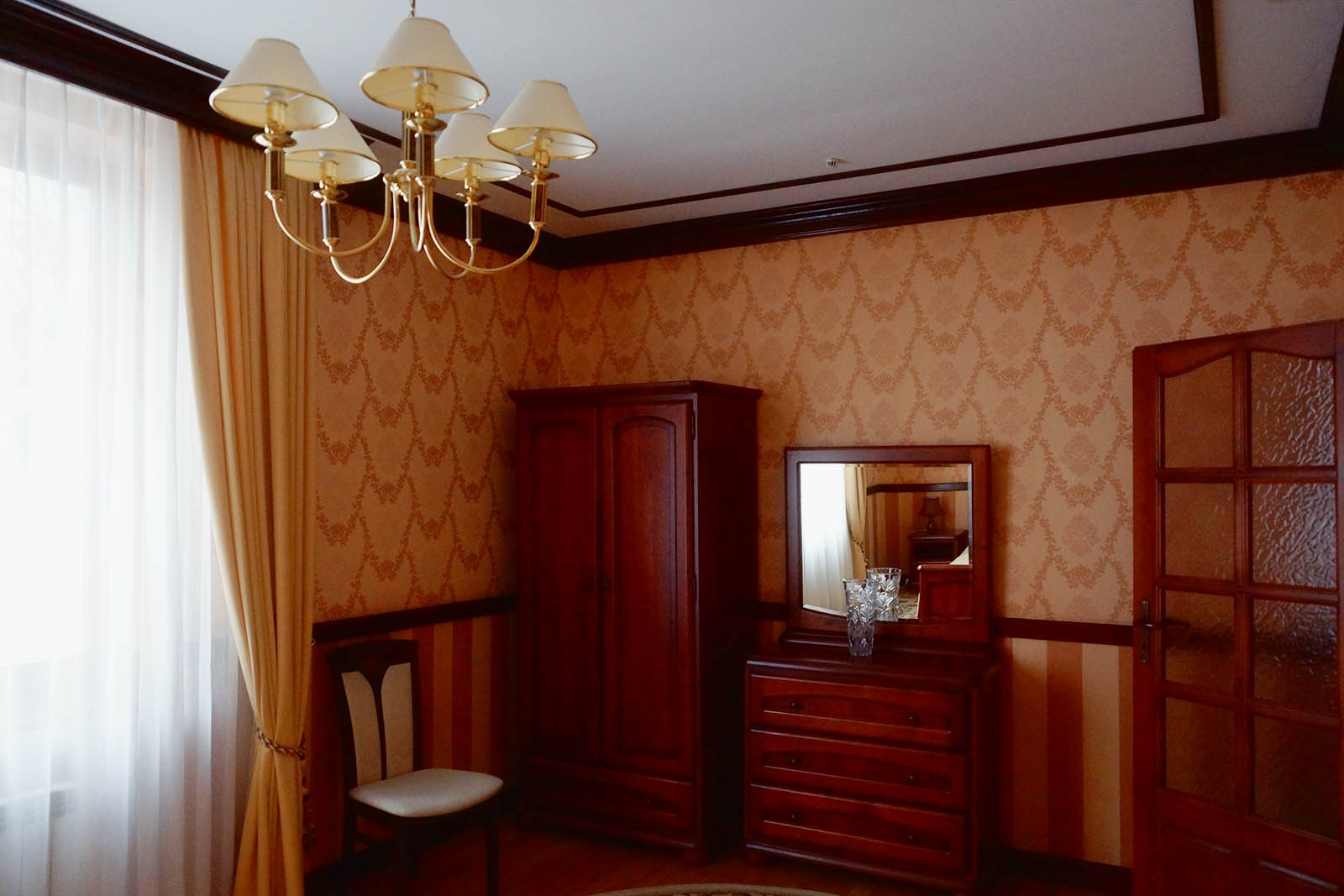 Senator Truskavets two-room suite furniture
